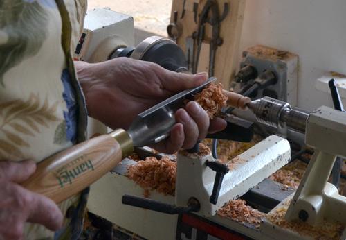 woodturning gouge