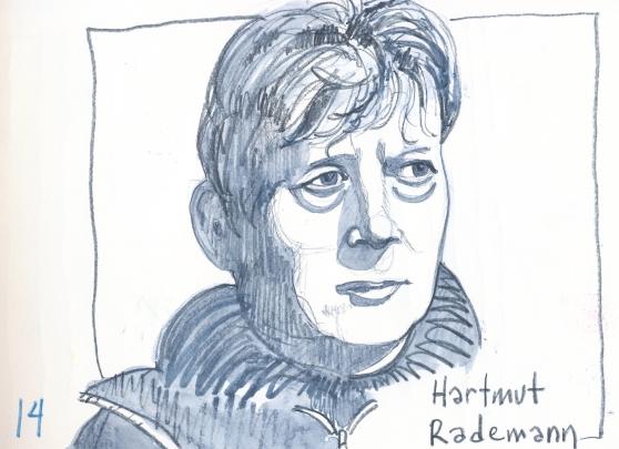 Hartmut portrait