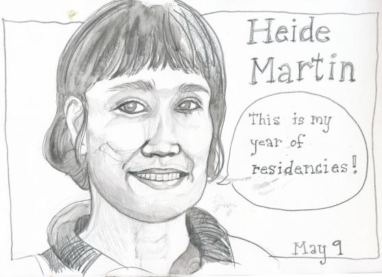 Heide portrait