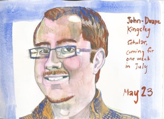 John Duane portrait